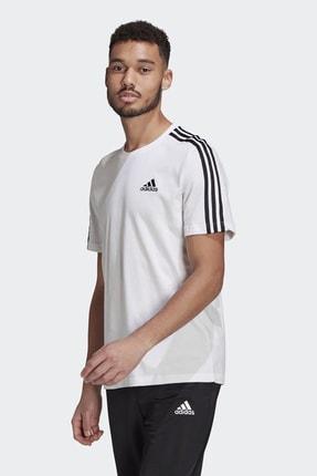 adidas T-shirt Erkek T-shirt Whıte/black Gl3733 0