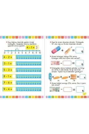 Ya-Pa Yayınları 4 - 5 - 6 Yaş Matematik & Kodlama Çalışması Etkinlik Seti 10 Kitap 3