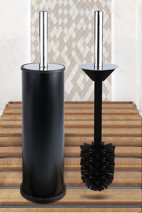vipgross Wc Klozet Fırçası Siyah 430.k 0