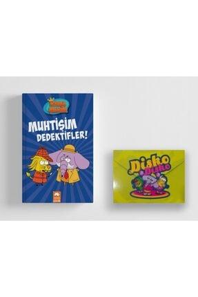 Eksik Parça Çocuk Yayınları Kral Şakir 9 - Muhtişim Dedektifler (zarf Bloknot Hediyeli) 0
