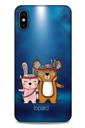 Lopard Iphone Xs Max Uyumlu Kılıf 0