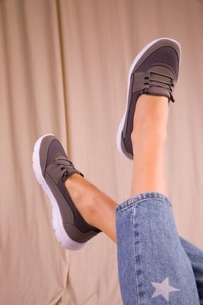 Soho Exclusive Füme Kadın Sneaker 15774 1