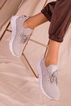 Soho Exclusive Buz Kadın Sneaker 15772 1