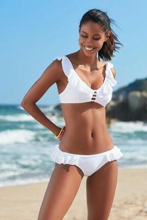 No Gossip Fırfır Detaylı Bikini Alt H&m20s-209202 0