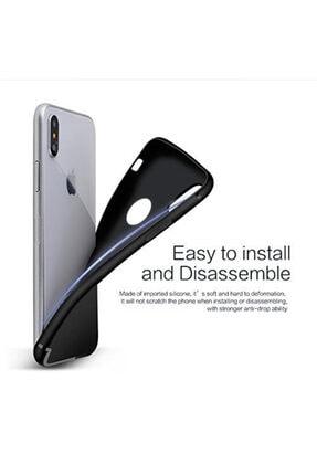 Apple Microsonic Iphone Xr (6.1'') Kılıf Kamera Korumalı Siyah 4
