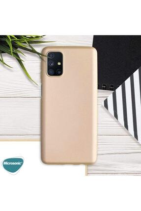 Samsung Microsonic Matte Silicone Galaxy M31s Kılıf Siyah 2