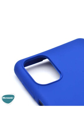 Samsung Microsonic Matte Silicone Galaxy M31s Kılıf Siyah 4