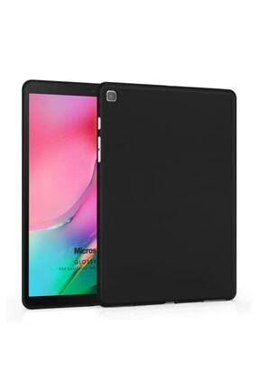 "Samsung Microsonic Galaxy Tab A 8"" 2019 T290 Kılıf Glossy Soft Siyah 0"