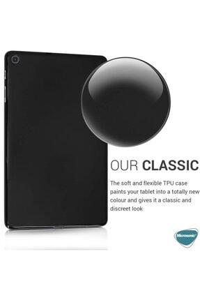 "Samsung Microsonic Galaxy Tab A 8"" 2019 T290 Kılıf Glossy Soft Siyah 2"