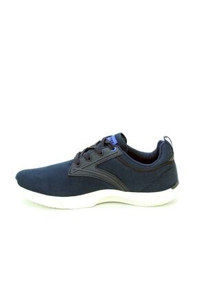 Lotto Erkek Spor Ayakkabısı - Floric Lacivert Bej  - S5021 3