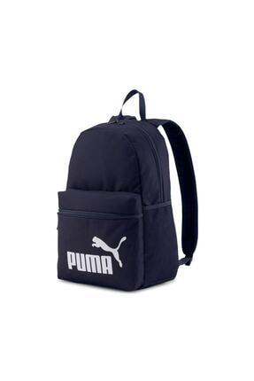 Puma PHASE BACKPACK PEACO Lacivert Unisex Sırt Çantası 100584557 0