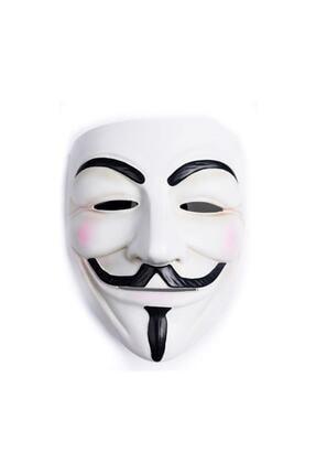 Cansüs V For Vandetta, Wanted Maske Kostüm Partisi 0