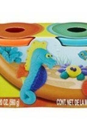 Play Doh Oyun Hamuru 4 Renk Çeşitli Renkler 1