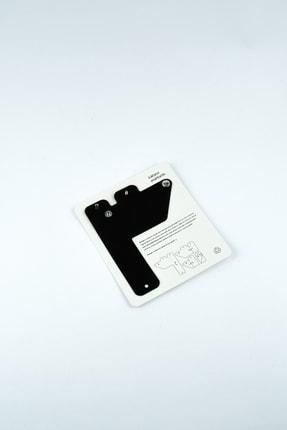Badger Collection Katlanır Anahtarlık - Unisex Siyah Anahtarlık 2