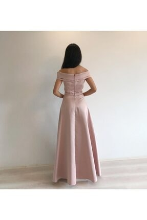 Alinçe Kadın Gece Elbise 1
