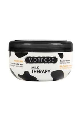 Morfose Dünya Milk Therapy Saç Maskesi 500ml 0