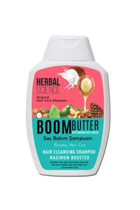 Herbal Science Boom Butter Komple Bakım Saç Şampuanı 300 Ml 0