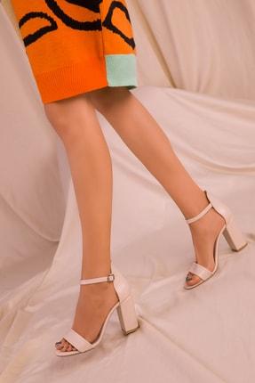 Soho Exclusive Ten Kadın Klasik Topuklu Ayakkabı 14532 1