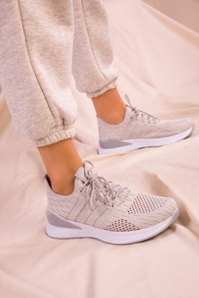 Soho Exclusive Buz Kadın Sneaker 15777 0