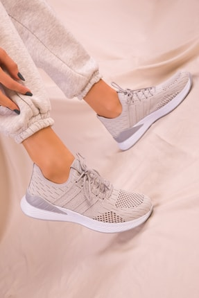 Soho Exclusive Buz Kadın Sneaker 15777 1