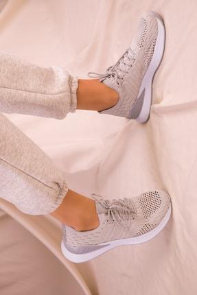 Soho Exclusive Buz Kadın Sneaker 15777 2