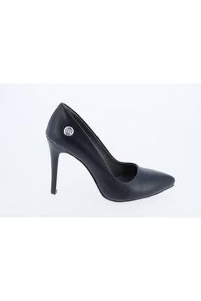 Mammamia Kadın Siyah Topuklu Ayakkabı 39 D20ya-3845-e 1