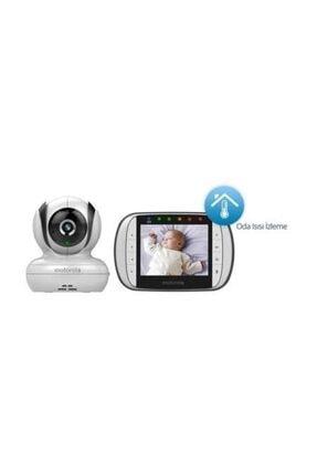 Motorola Mbp36s Görüntülü Bebek Telsizi 2