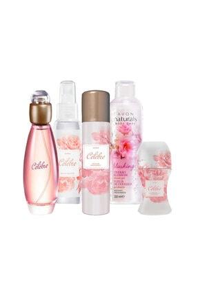 Avon Celebre Edt 50 ml Kadın Parfüm Orijinal Set 2404178471545 0