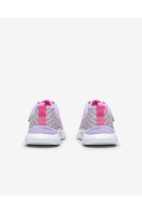 Skechers Move'N Groove-Sparkle Spınner 83017L Sllv Büyük Kız Çocuk Gri Spor Ayakkabı 3
