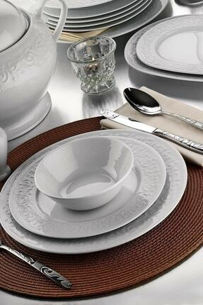 Kütahya Porselen Açelya Yemek Takımı Seti 24 Parça küt070