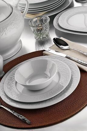 Kütahya Porselen Açelya Yemek Takımı Seti 36 Parça küt041
