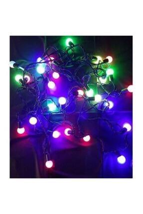 Hop Yanımda 5 Metre 28 Toplu Fişli Top Led Ip Led Eklenebilir Süs Led Işık Dekorasyon Led Dekoratif 1