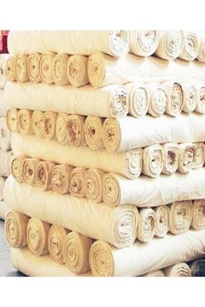 Elbasan Tekstil Amerikan Bezi Ham Bez Naturel Bej 2