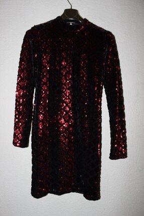 Payetli Elbise GLC536