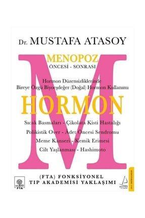 Desen Yayınları Hormon: Menopoz Öncesi-sonrası - Mustafa Atasoy 0