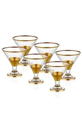 The Mia Glam Dondurmalık 6 Parça -Gold 0