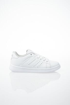 Pierre Cardin Kadın Günlük Spor Ayakkabı-Beyaz PCS-10144 0