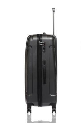 US Polo Assn Plvlz8061a Gri Unisex Büyük Boy Bavul 1
