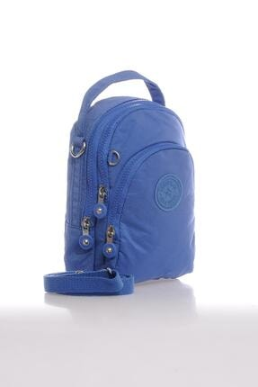 Smart Bags Smb3031-0031 Mavi Kadın Çapraz Çanta 1