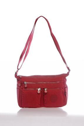 Smart Bags Smb3065-0021 Bordo Kadın Çapraz Çanta 0