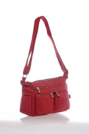 Smart Bags Smb3065-0021 Bordo Kadın Çapraz Çanta 1