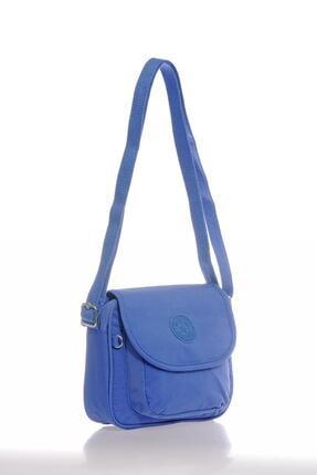 Smart Bags Smb3057-0031 Mavi Kadın Çapraz Çanta 1