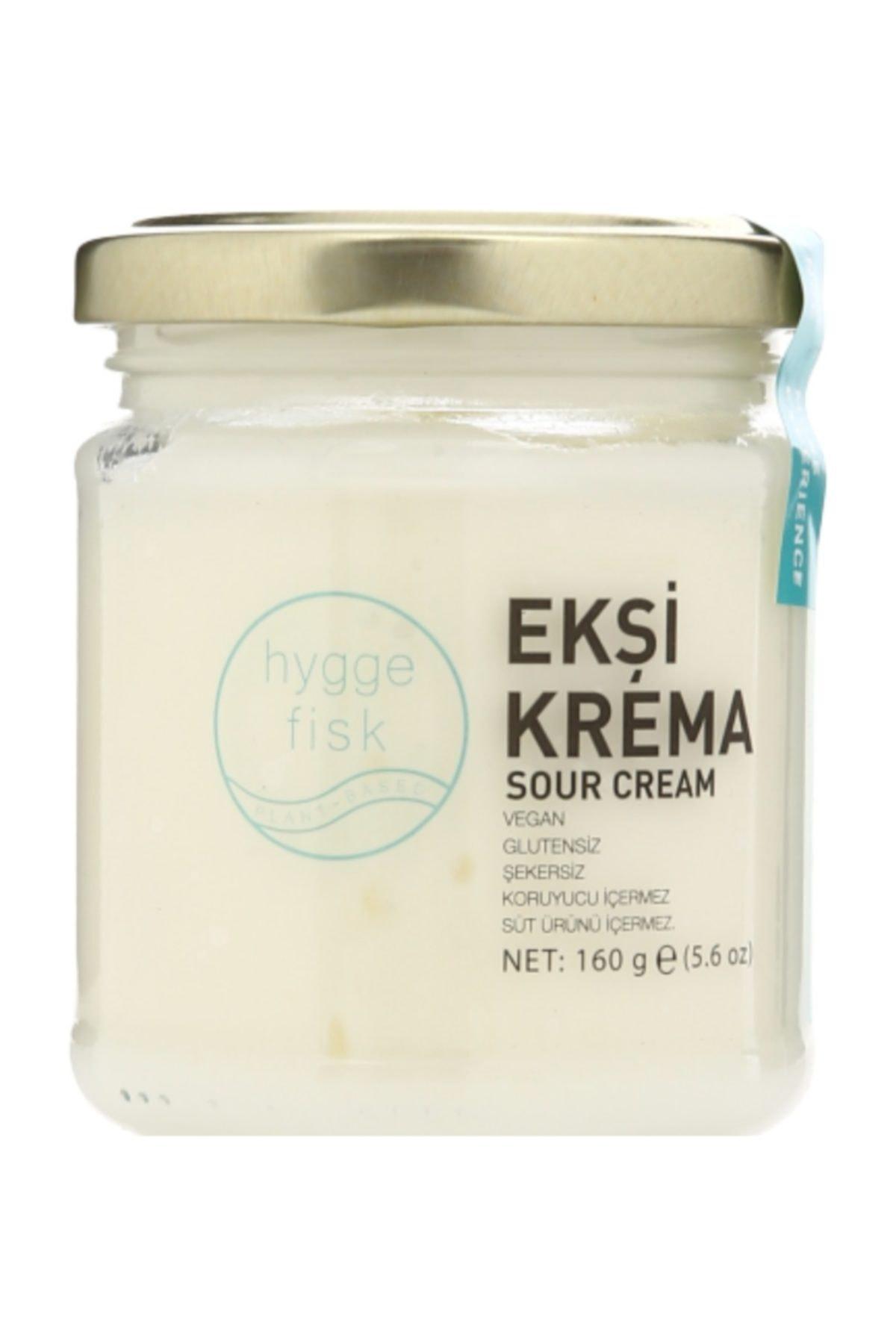 Hyggefisk Ekşi Krema (sour Cream) - Vegan Ve Glutensiz - Koruyucu Içermez