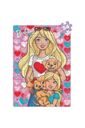 Diytoy Barbie 2 In 1 Puzzle Seti 1542 2