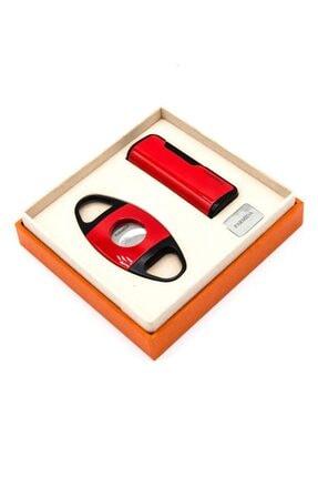 Kırmızı Puro Seti UMA-390