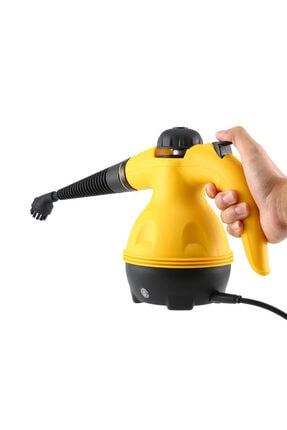 ELECTROZONE Steam Cleaner Antibakteriyel Çok Fonksiyonlu Buharlı Temizleyici Dezenfeksiyon Makinesi 2