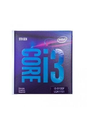 Intel Core I3 9100f 4 3,60 Ghz 6mb Lga1151 Coffeelake Box Fan Var 0