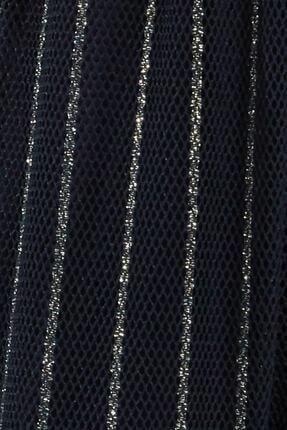 Zühre Kapşonlu Takım Siyah_gold Tk-0520 1