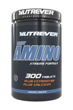 Nutrever Whey Amino Xtreme 300 Tablet 0