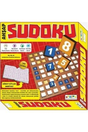 KITAPUS Ahşap Sudoku 0
